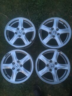 "16"" inch x 6.5"" rims wheels Honda Accord"