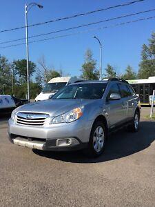 Subaru Outback 2012 6 vitesses