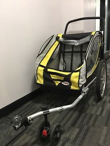 Bell Bike Trailer And Stroller
