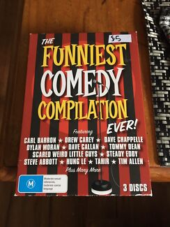 Comedy DVD set