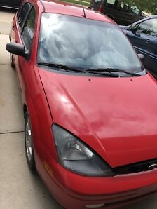 2003 Ford Focus ZX5 (Pending)