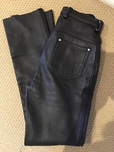 SOLD pending pickup Leathers Leather Pants Motorbike Riding Tarneit Wyndham Area Preview