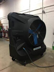 Portacool evaporative cooler