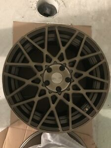"18"" ROTIFORM REPLICAS - 5X112 MATTE BRONZE"""