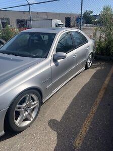 Mercedes e55 low km