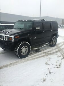 2005 Hummer H2   Low KM