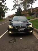 2008 BMW 530i E60 MY08 Steptronic Georges Hall Bankstown Area Preview