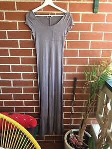 New look full length taupe dress Woolooware Sutherland Area Preview