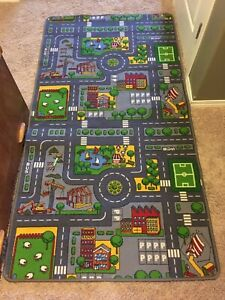 Kids road mat
