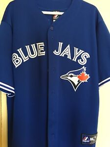 Blue jays Morrow jersey