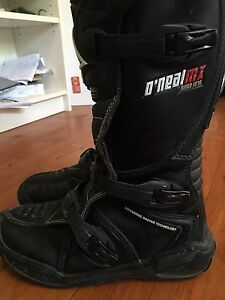 O'Neal MX Motocross Boots Riverview Lane Cove Area Preview