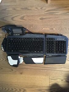 S.T.R.I.K.E 7 the ultimate gaming keyboard