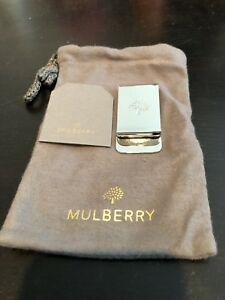 Mulberry money clip