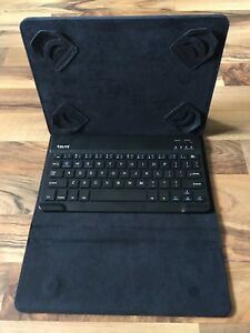 """9.7"""" tablet or iPad case with magnetic keyboard. $50.00."""
