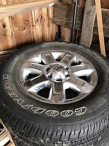 Ford Tires + Rims