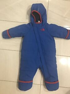 North face 6-12 mois