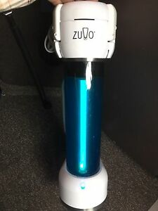 zuvo 300 series UV lamp Water Filtration System