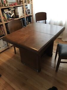 UNIQUE Art Deco Table For Sale