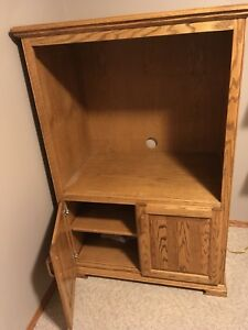 Entertainment Cabinet.