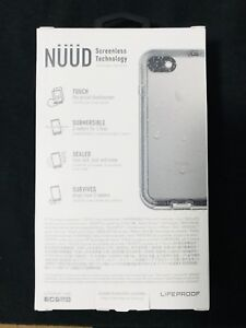 LifeProof Nuud Case for iPhone 7 or 8