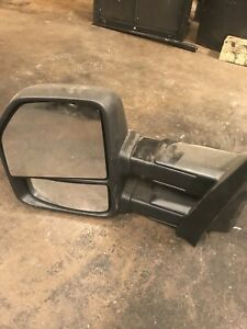 2015 f150 extendable tow mirror drivers side