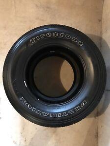 Firestone Destination LE2 ($100 pair) P265/65R17