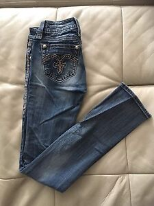 Woman's Designer Jeans, Size 25-26