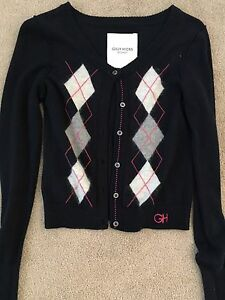 GILLY HICKS BUTTON UP CARDIGAN- NEW!
