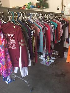Girl clothes size 5-8