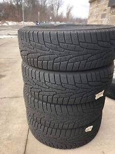 Winter Tires for sale 205/60/r16