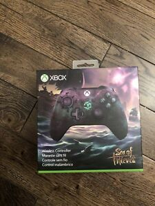 Brand new Sea of Thieves Limited Edition  Controller
