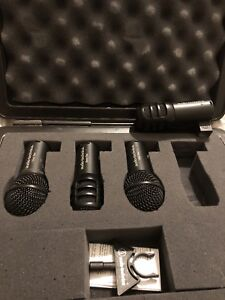 Audio Technica Drum Mics - Kitpak