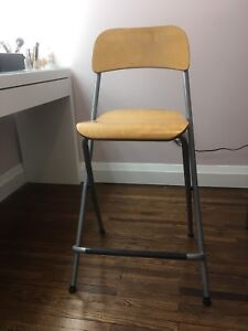 IKEA Franklin bar stool x2