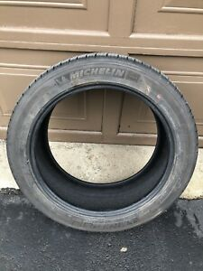 All Season Michelin Tires - Set of 4- 235/45R18