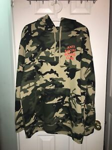 Anti Social Social Club Pullover size Large