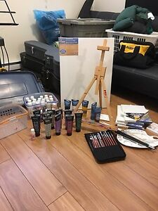 Painting Supplies (Pending Pick Up)