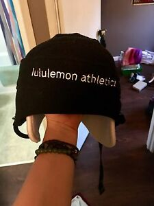 """Lululemon """"Hockey Helmet"""" Hat"""
