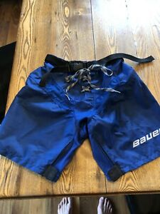 Blue Bauer pant cover shell
