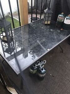 Out door coffee table