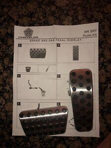 Dodge Challenger / Charger pedal kit