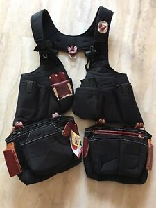 Occidental Leather 2008 Oxy Tool Chest Belt less Tool Belt
