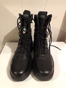Brand new Magnum Stealth Safety Boots. Men's size 10