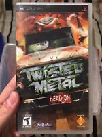 Twisted Metal Head On PSP game