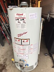 Giant Hot water tank heater 50 gal