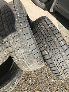 195/65r15 studded winter tires