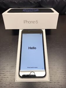 iPhone 6, 64GB, Space Grey, Excellent phone!!