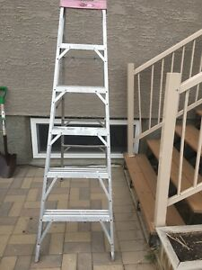 Aluminium Ladder 6 foot