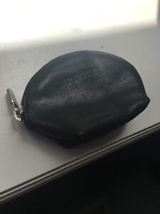 Roots Leather change Purse