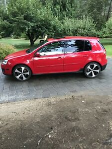 PRICED REDUCED 2007 Volkswagen GTI