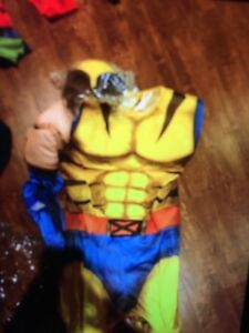 Wolverine costume brand new in bag